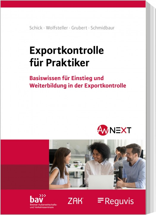 Exportkontrolle für Praktiker - Erscheint März 2021
