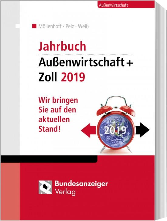 Jahrbuch Außenwirtschaft + Zoll 2019