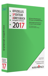 Offizielles Spediteur Adressbuch Ausgabe 2017