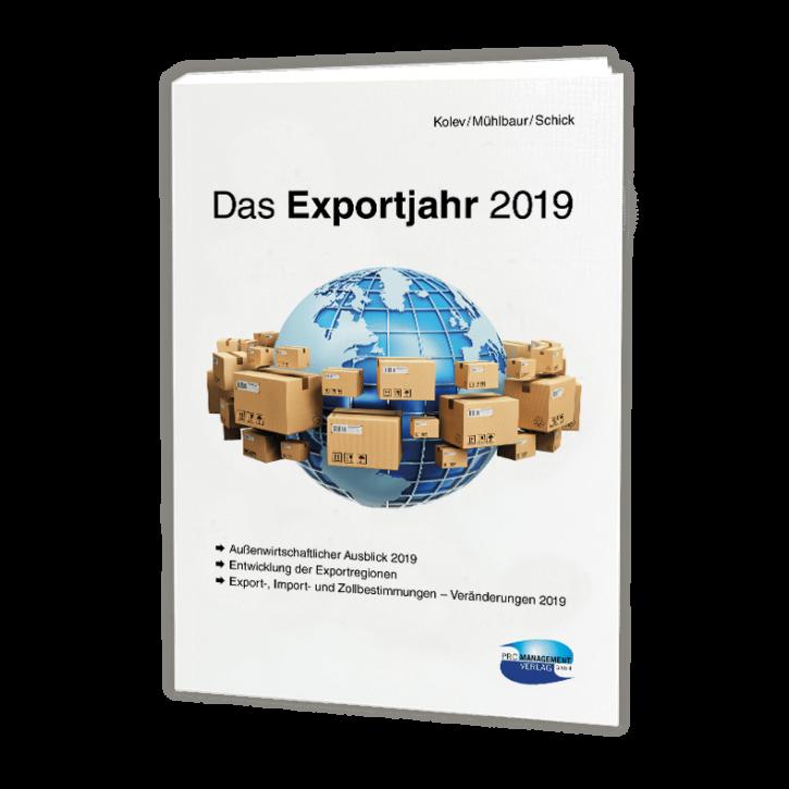 Das Exportjahr 2019